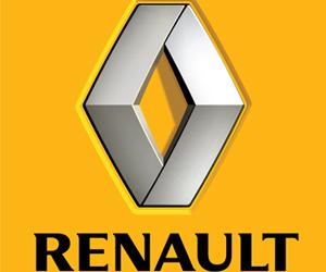 logo hãng xe ô tô Renault nổi tiếng trên thế giới