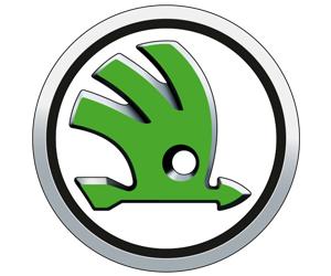 logo hãng xe ô tô Skoda nổi tiếng