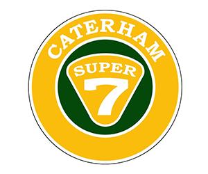 logo xe ô tô Caterham
