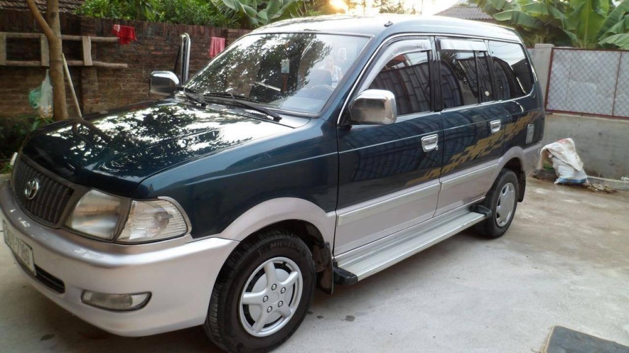 Mua xe ô tô cũ giá rẽ khoảng 200 triệu - 12