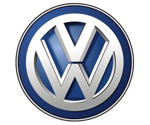 logo hãng xe ô tô nổi tiếng Volkswagen