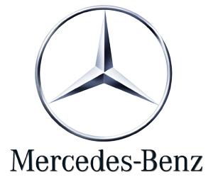logo xe hơi Mercedes-Benz được nhiều người biết đến nhất