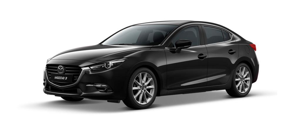 Mazda 3 2019 màu đen