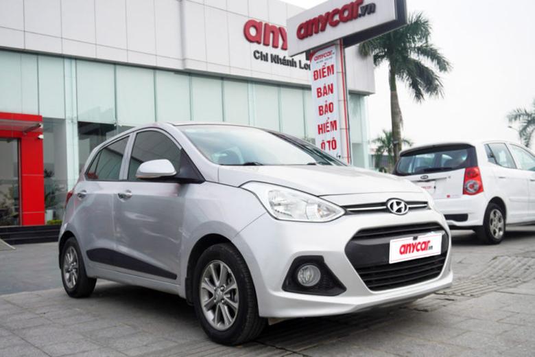 Hyundai i10 xe ô tô giá rẻ