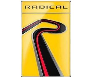 logo hãng xe đua nổi tiếng Radical