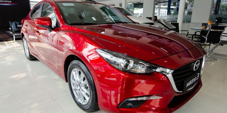 Mazda 3 2019 ngoại thất