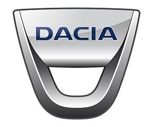 logo xe hơi Dacia nổi tiếng