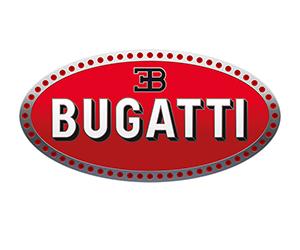 logo hãng xe ô tô Bugatti