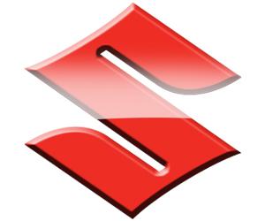 logo hãng xe hơi Suzuki