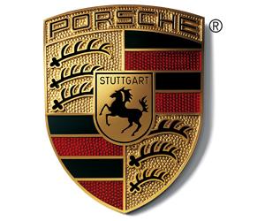 logo hãng xe hơi Porsche nổi tiếng trên thế giới