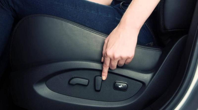 Cách nhận biết các nút điều khiển trên xe ô tô - 6