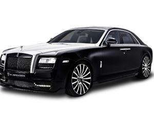 xe ô tô Rolls-Royce được nhiều người biết đến với dòng xe sang trọng