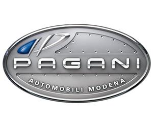 logo xe hơi Pagani nổi tiếng