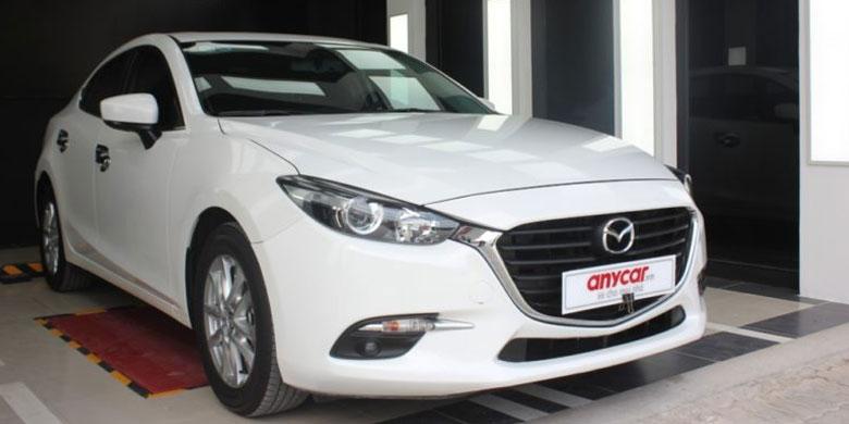 Mazda 3 Anycar