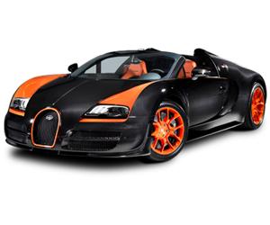 xe ô tô Bugatti