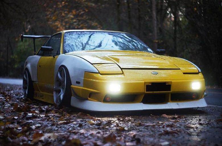 Nissan  Silvia/180SX/200SX/240SX