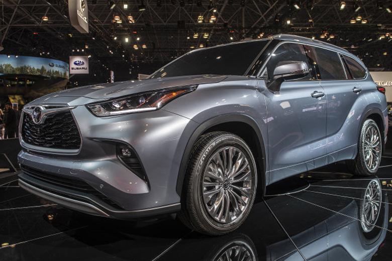 Top 10 mẫu SUV gia đình tốt nhất 2019 - 10