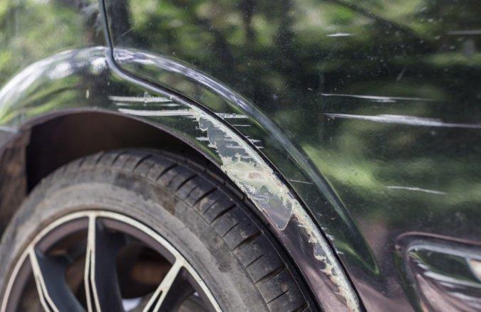 Cách xử lý xe bị trầy xước nhẹ và nặng một cách thông minh nhất | anycar.vn