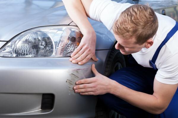 Cách xử lý xe bị trầy xước và nặng một cách thông minh nhất - 3