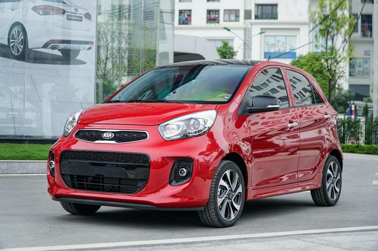 Những mẫu xe 5 chỗ giá rẻ dưới 600 triệu đáng mua nhất hiện nay - 1