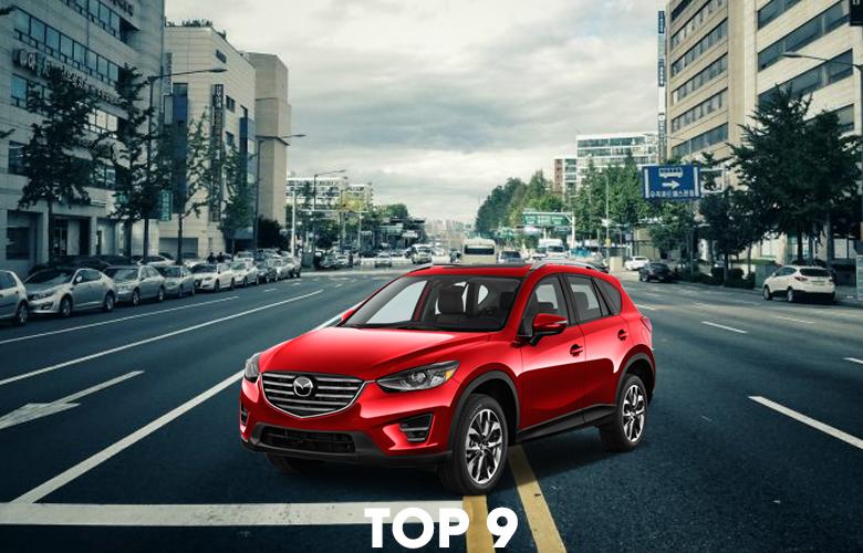 Mazda CX-5 mẫu xe bán chạy nhất 10 năm qua