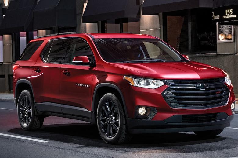 Top 10 mẫu SUV gia đình tốt nhất 2019 - 2