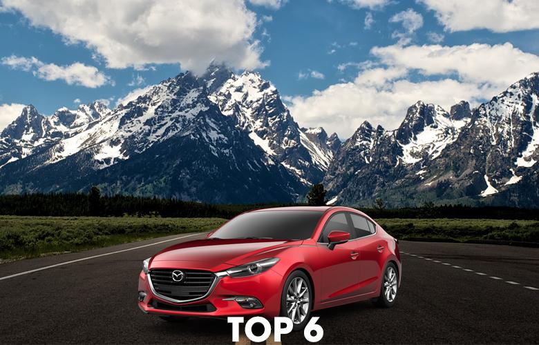 Xe Mazda 3 bán chạy nhất 10 năm vừa qua