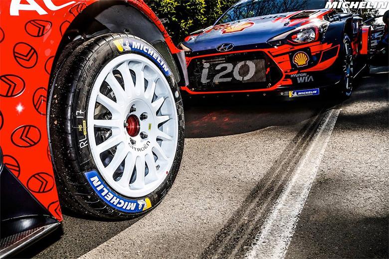 Lốp Michelin và Bridgestone có gì khác - 5