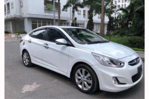 Hyundai Accent Blue 1.4AT 2015