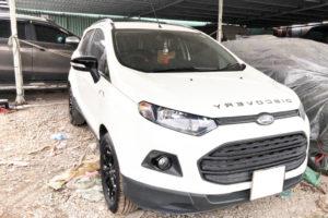 Ford EcoSport Titanium 1.5AT 2017