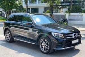 Mercedes GLC 300 2.0AT 2018