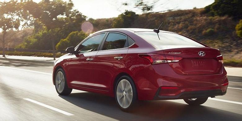 Hyundai Accent 2019 vận hành