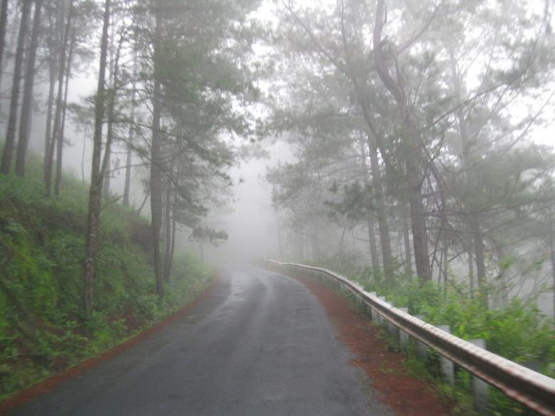 Kinh nghiệm lái xe đường sương mù cho tài mới - 4