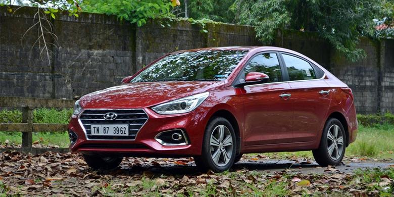 Hyundai Accent 2019 mới