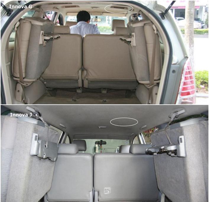 Cách nhận biết các dòng đời xe Toyota Innova - 15