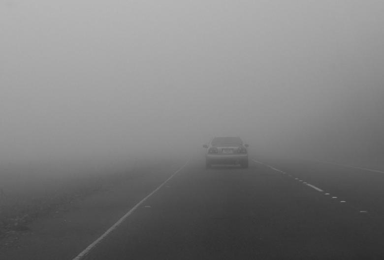 Kinh nghiệm lái xe đường sương mù cho tài mới - 6