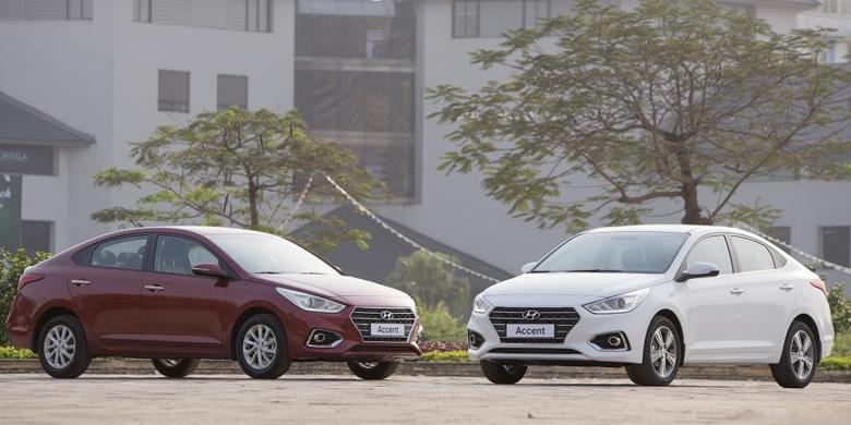 Hyundai Accent 2019 đánh giá