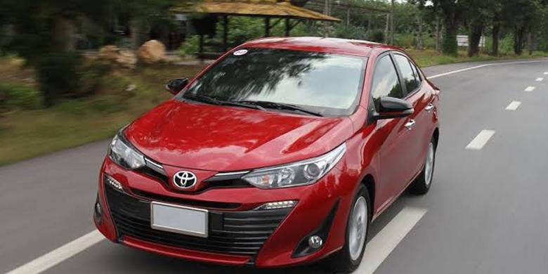 Toyota Vios Ngoại thất