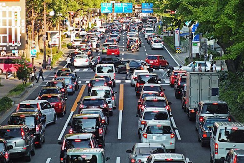 Kinh nghiệm lái xe đường dài cho tài mới - 3