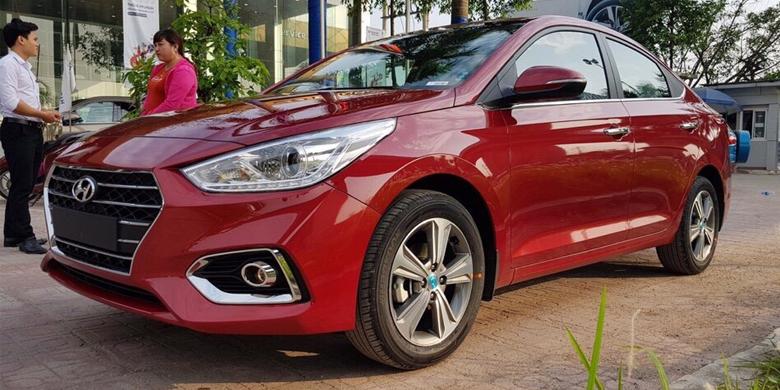 Hyundai Accent 2019 bản đặc biệt