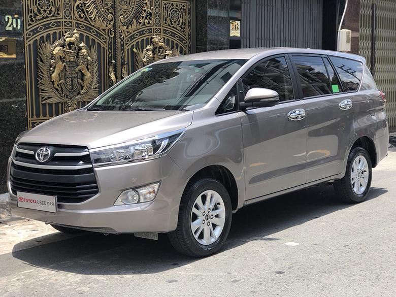 Cách nhận biết các dòng đời xe Toyota Innova - 10