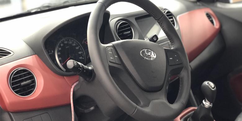 Vô lăng xe hyundai i10 2019