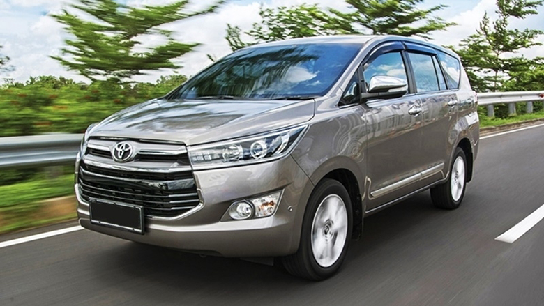 Cách nhận biết các dòng đời xe Toyota Innova - 8