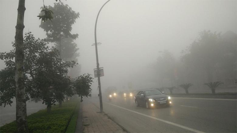 Kinh nghiệm lái xe đường sương mù cho tài mới - 10
