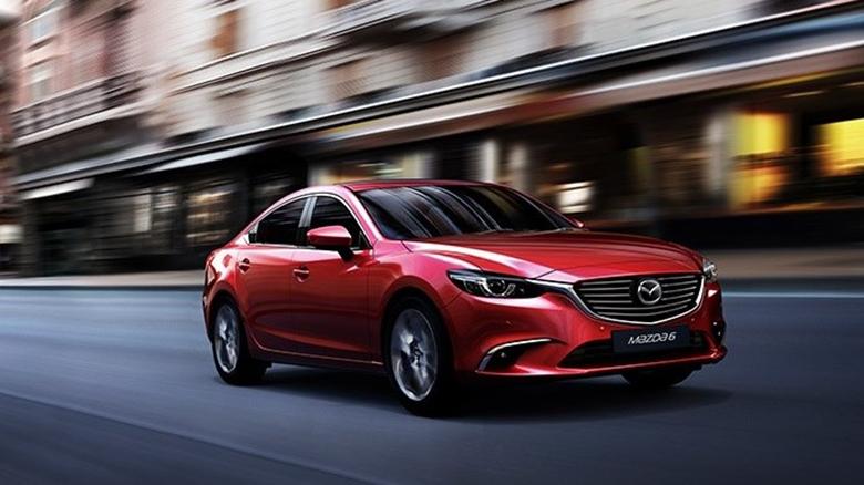 Những dòng xe Mazda được ưa chuộng hiện nay - 7
