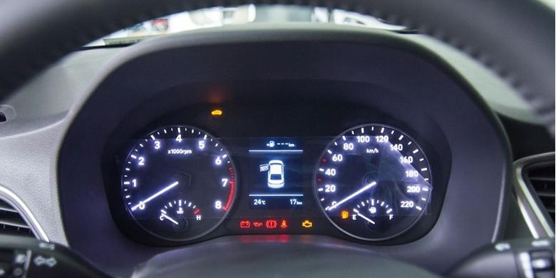 Tiện ích Hyundai Accent 2019
