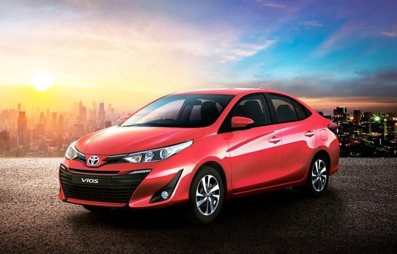 Tổng hợp các dòng xe phổ biến của Toyota tại thị trường Việt Nam - 1
