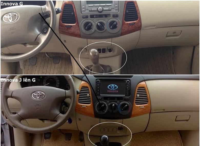 Cách nhận biết các dòng đời xe Toyota Innova - 16