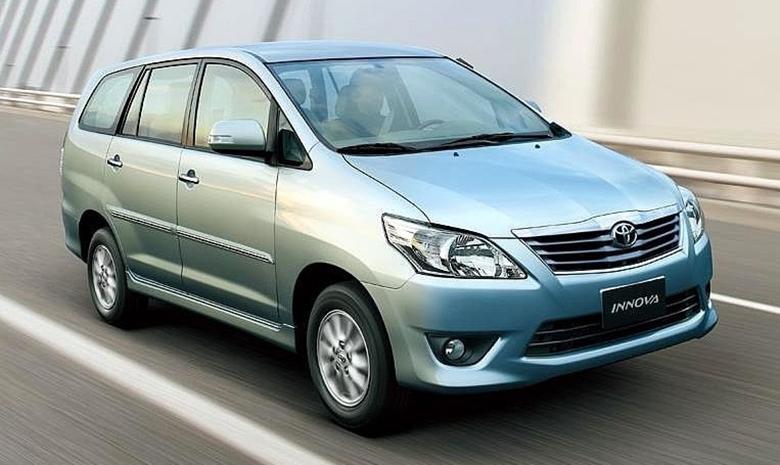 Cách nhận biết các dòng đời xe Toyota Innova - 5