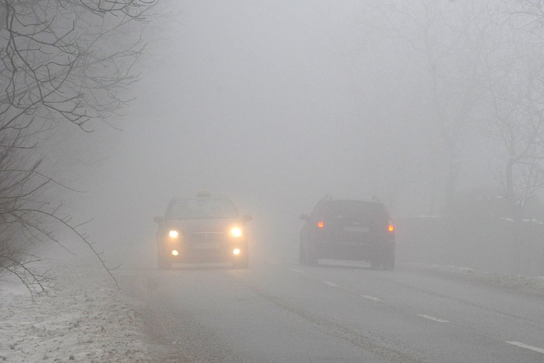 Kinh nghiệm lái xe đường sương mù cho tài mới - 9